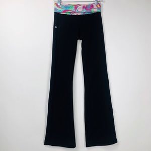 Lilly Pulitzer Black leggings size S